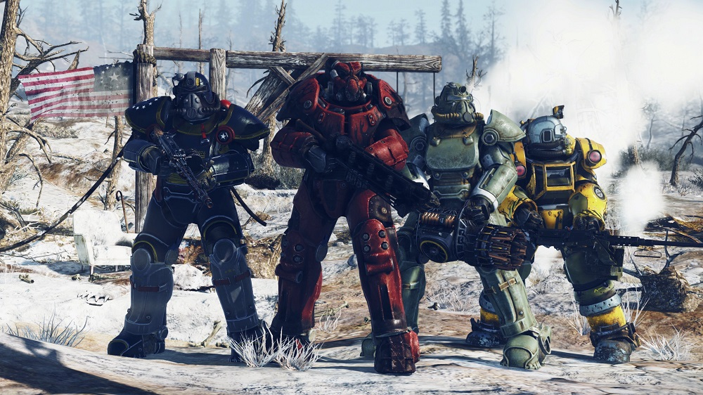Bethesda releases more Fallout 76 Beta times for Xbox One players screenshot