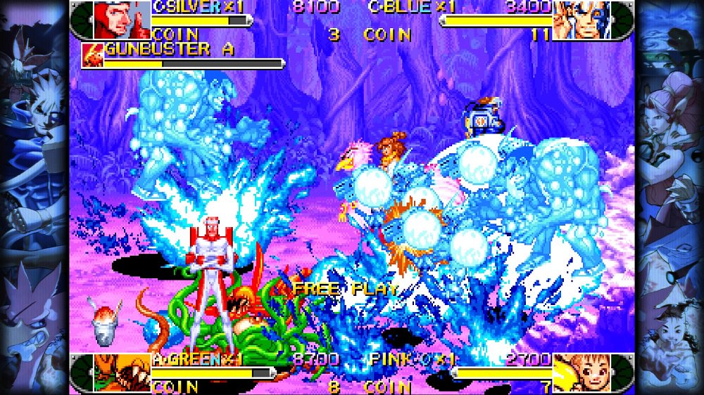 Capcom Beat 'Em Up Bundle gets a Beat 'Em Update in November screenshot