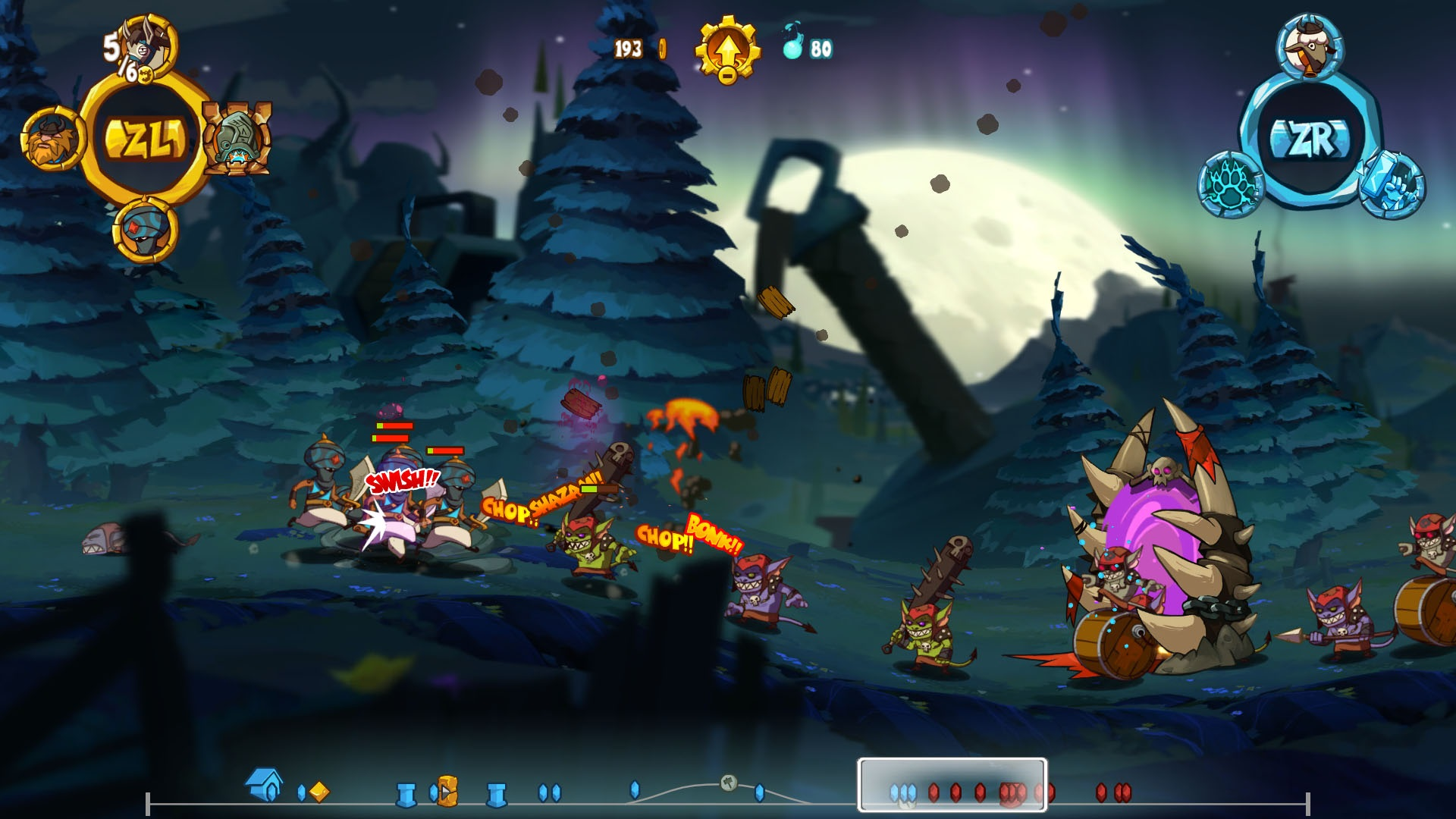 Contest: Win a Steam key for Swords and Soldiers 2's multiplayer beta screenshot