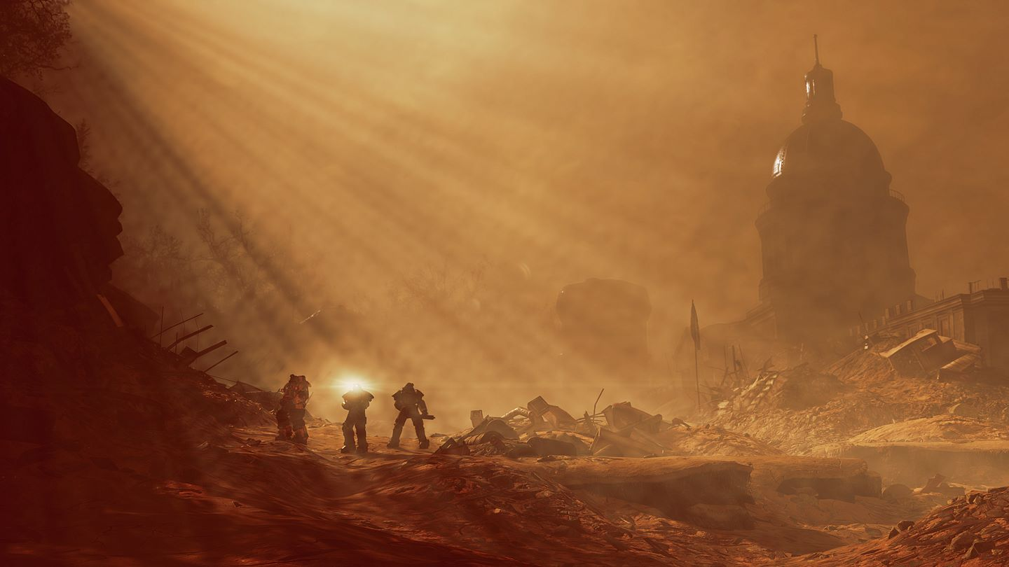 Your PC doesn't need to be all that SPECIAL to run Fallout 76 screenshot