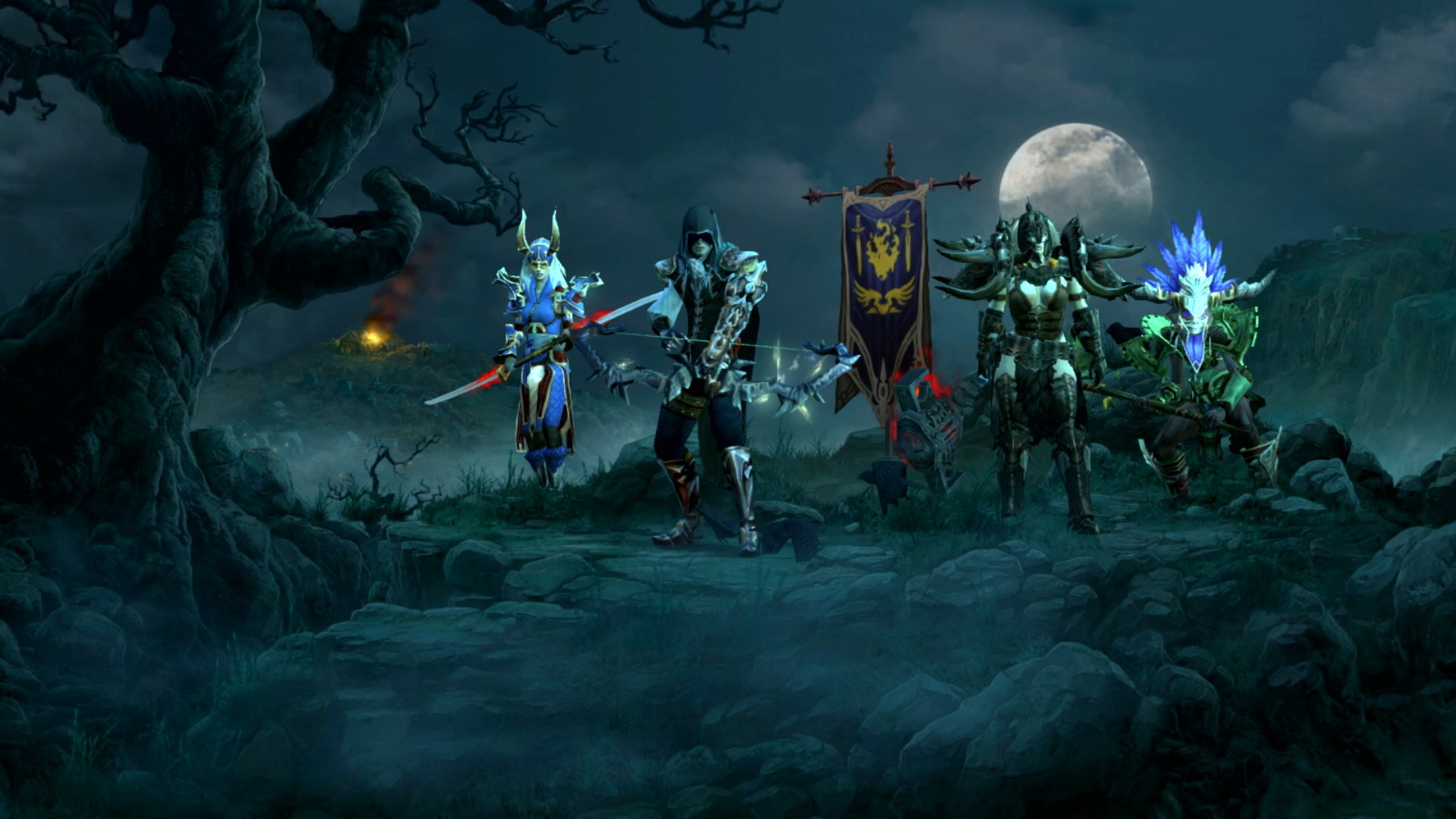 Blizzard clarifies that you will not need Switch Online to play Diablo III seasons screenshot