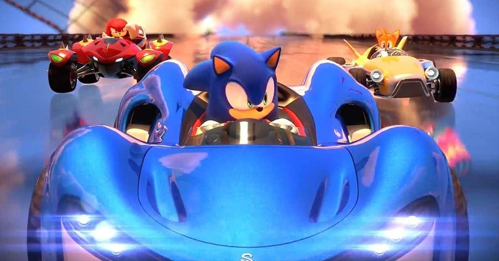 Team Sonic Racing now delayed until Spring 2019 screenshot