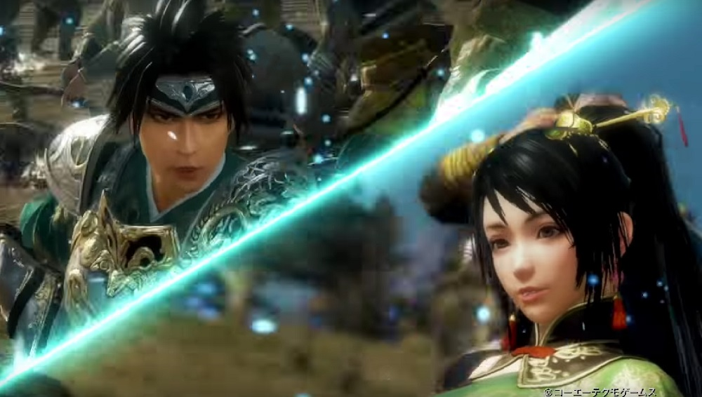 Dynasty Warriors 9 trailer highlights new online co-op and split-screen mode screenshot