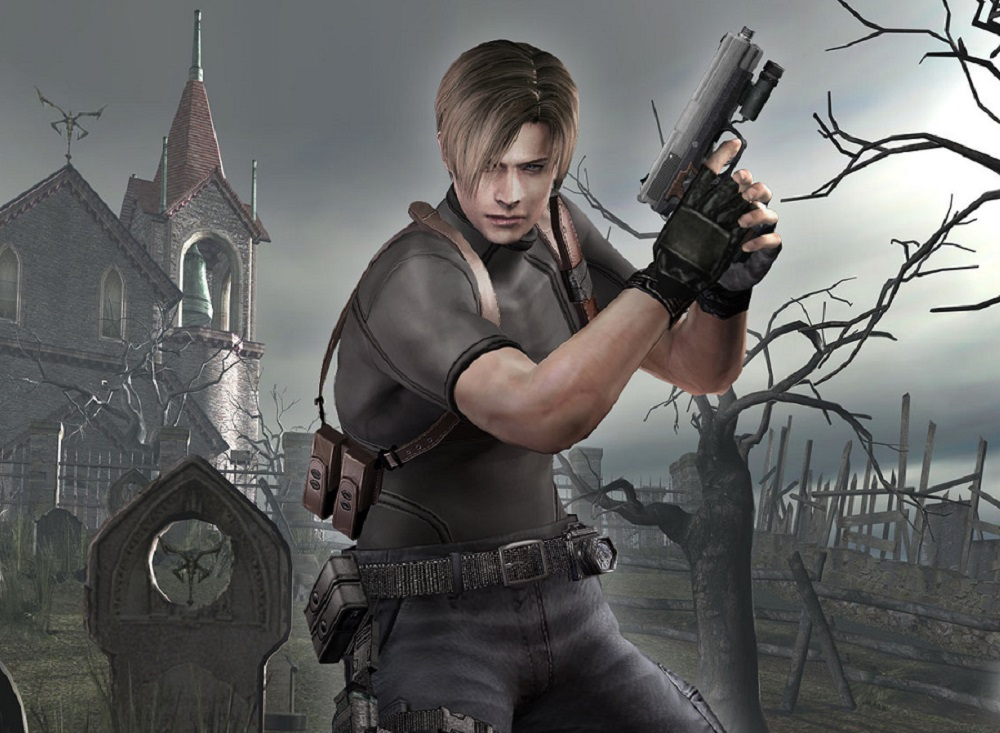 Three classic Resident Evil titles are coming to Nintendo Switch screenshot
