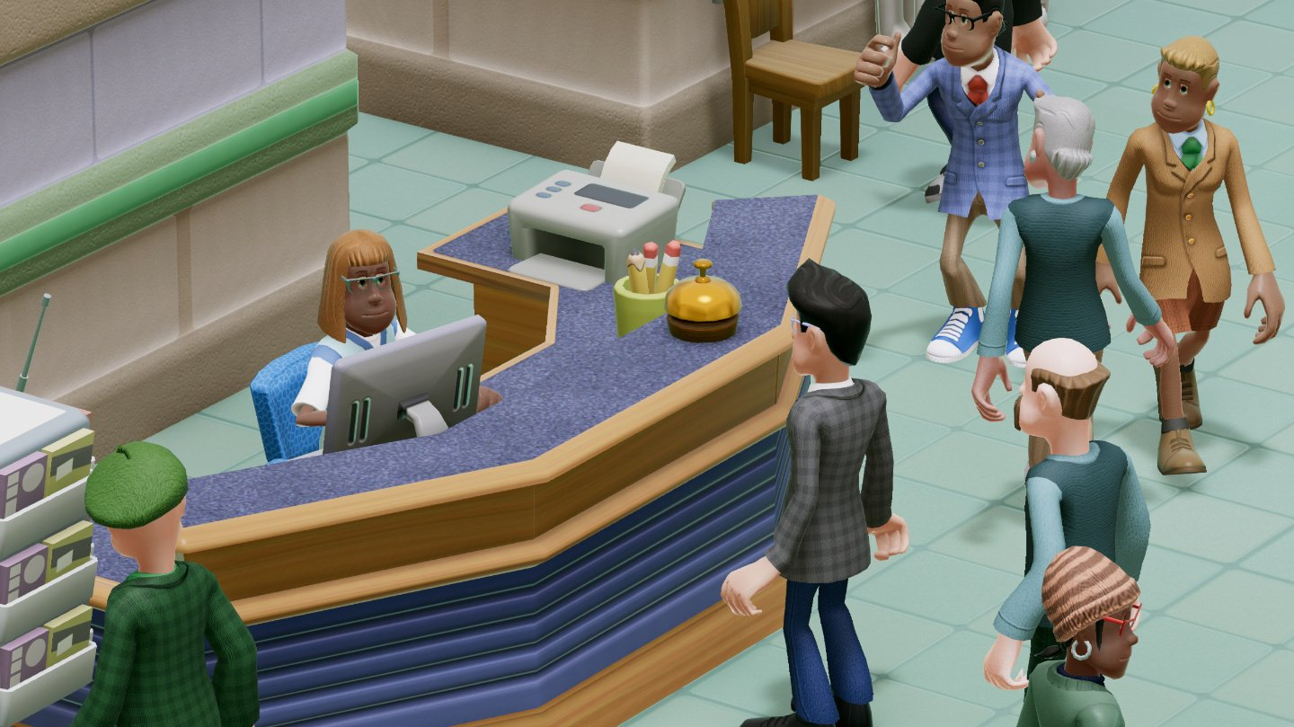 Two Point Hospital is finally getting a sandbox mode screenshot
