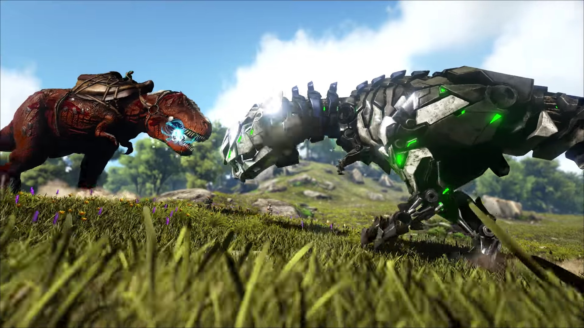 ARK: Survival Evolved makes its Switch debut next month screenshot