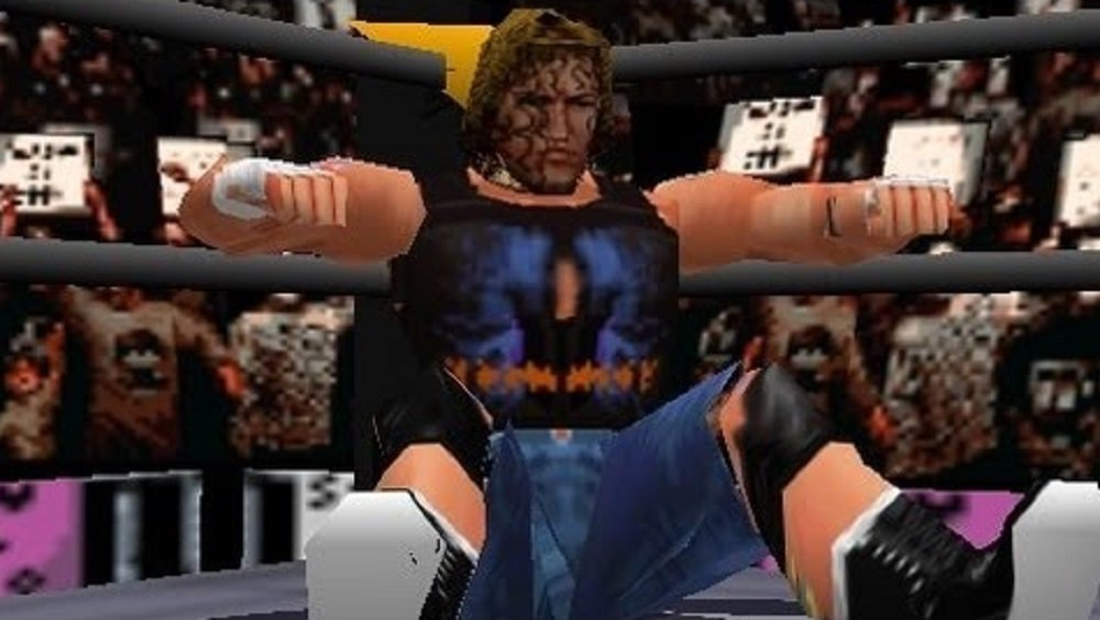 On its 20th anniversary, WCW/nWo Revenge still belongs in the Hall of Fame of wrestling's greatest video games screenshot