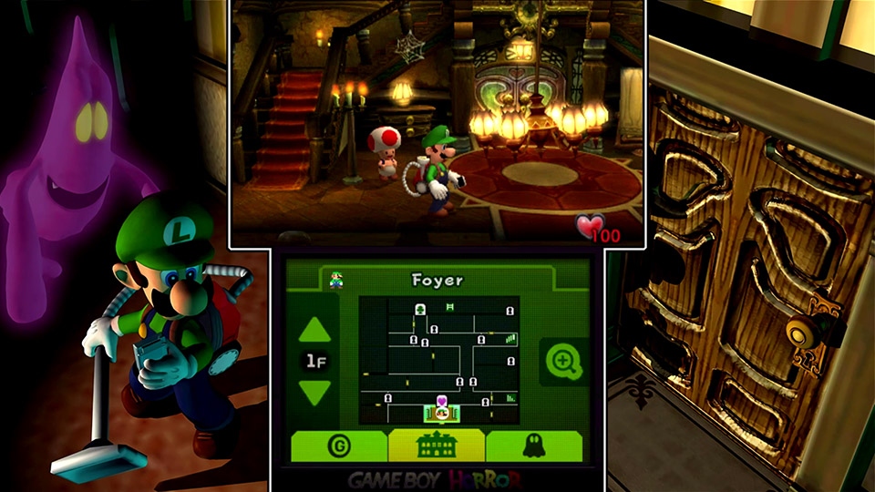 Luigi's Mansion 3DS review