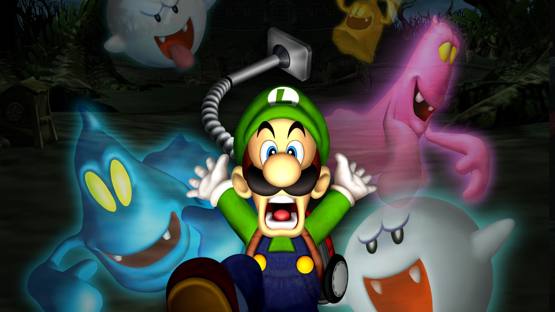 Review: Luigi's Mansion (3DS) screenshot