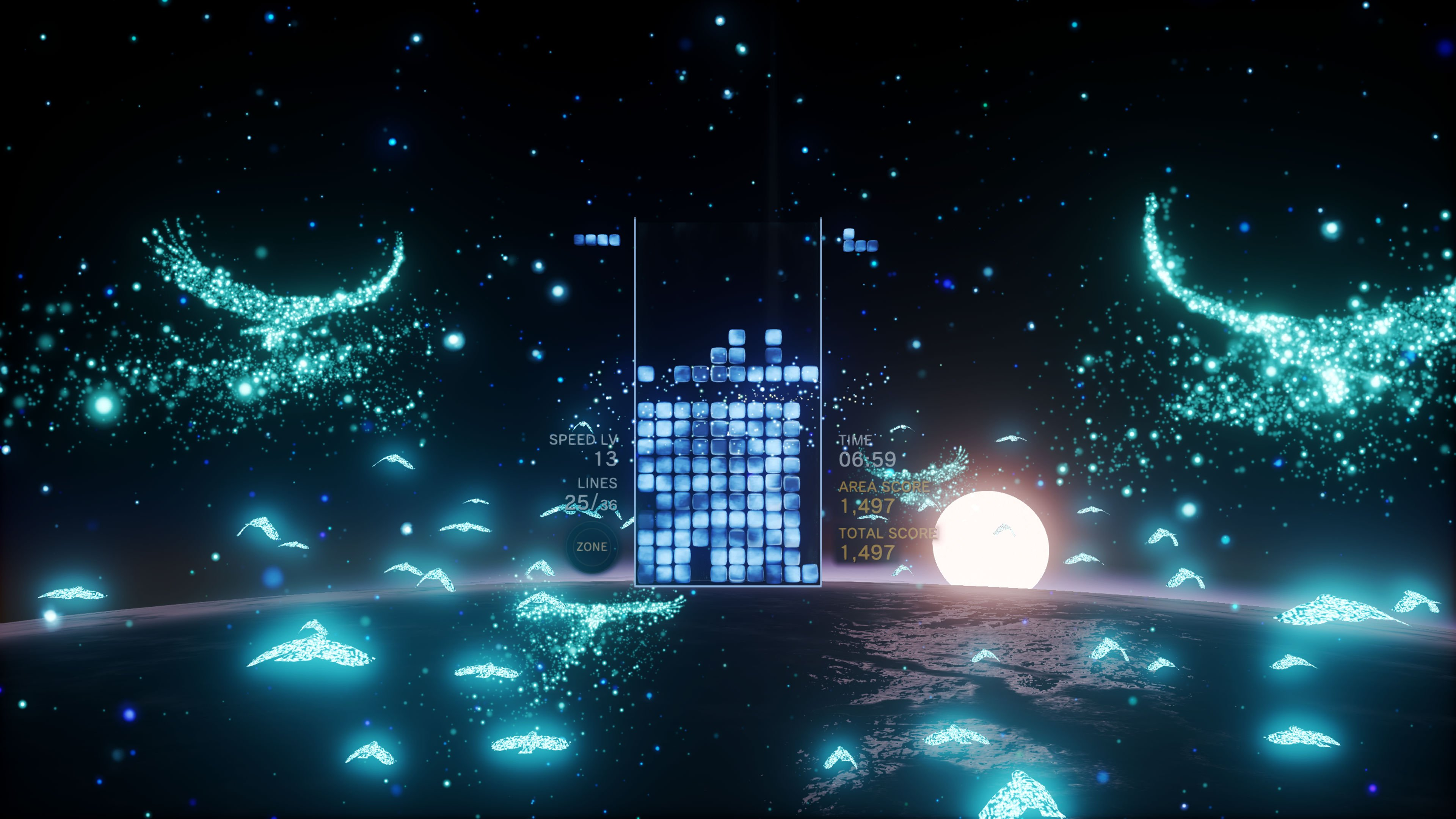 Tetris Effect is getting a demo this week on PS4 screenshot