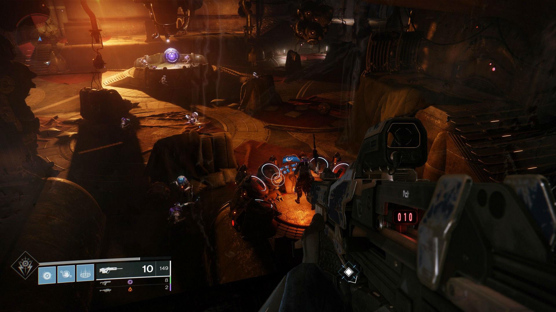 Destiny 2's Refer-A-Friend program gets updated for Forsaken screenshot