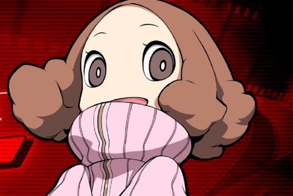 Persona Q2's Haru Okumura is here to lend you a tenner screenshot