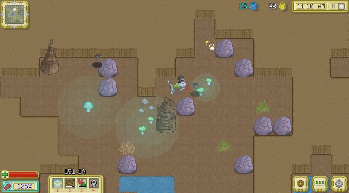 Contest: Win a Steam copy of Cattails screenshot