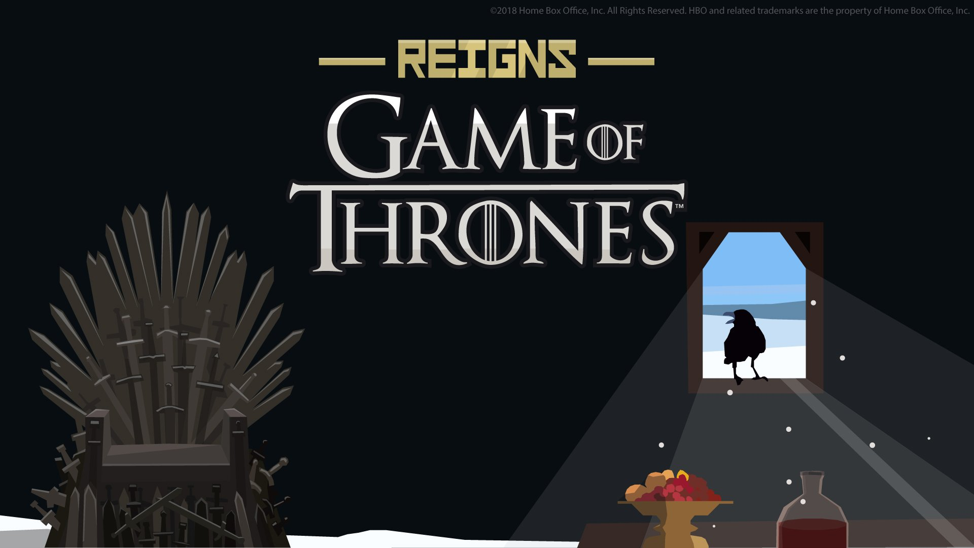 Review: Reigns: Game of Thrones screenshot