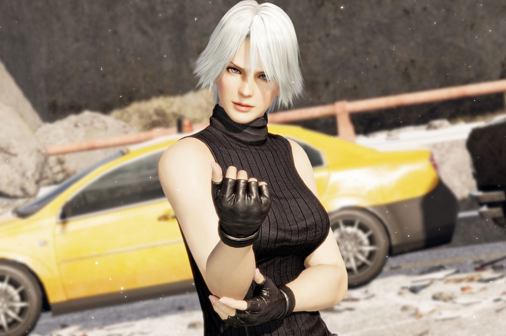 Dead or Alive 6 Christie trailer shows the assassin back on the prowl screenshot