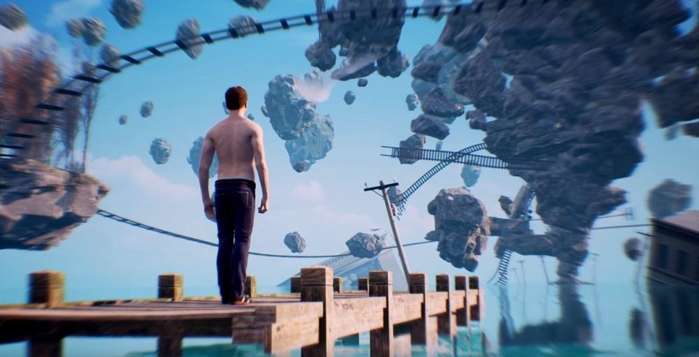 Twin Mirror gets lengthy trailer from Paris Games Week screenshot