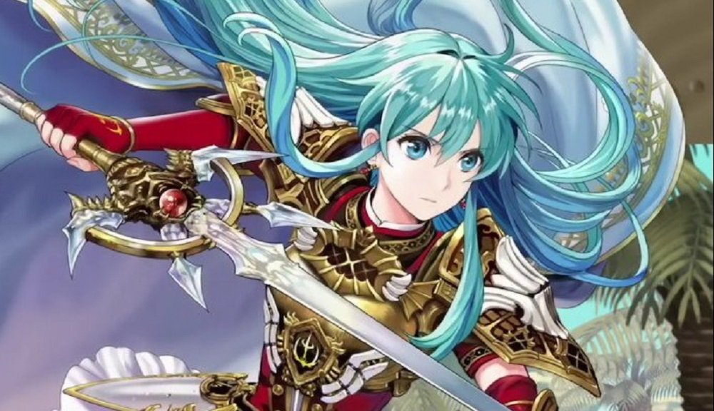 Eirika joins Fire Emblem Heroes on Halloween screenshot