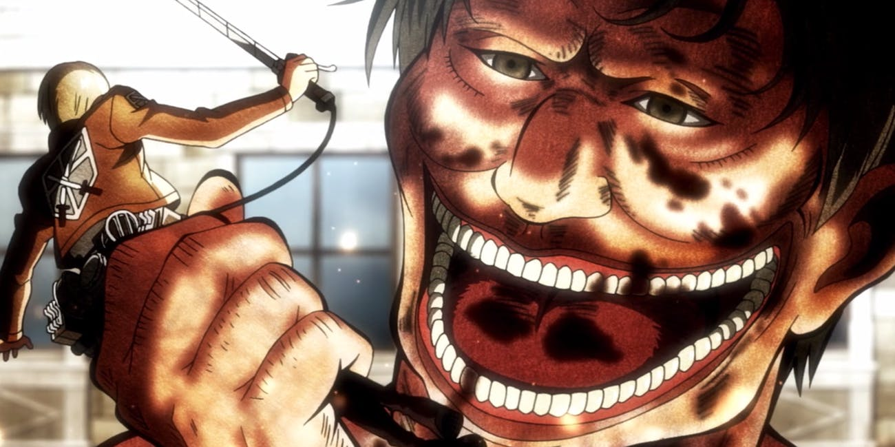 The guy who directed IT will be helming the Attack on Titan live-action movie screenshot
