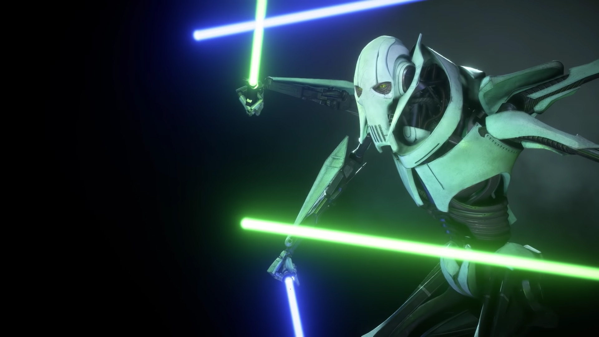 If only General Grievous had been in Star Wars Battlefront II at launch screenshot