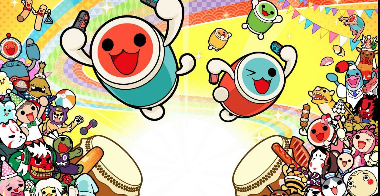 Review: Taiko no Tatsujin: Drum 'n' Fun (Switch) screenshot