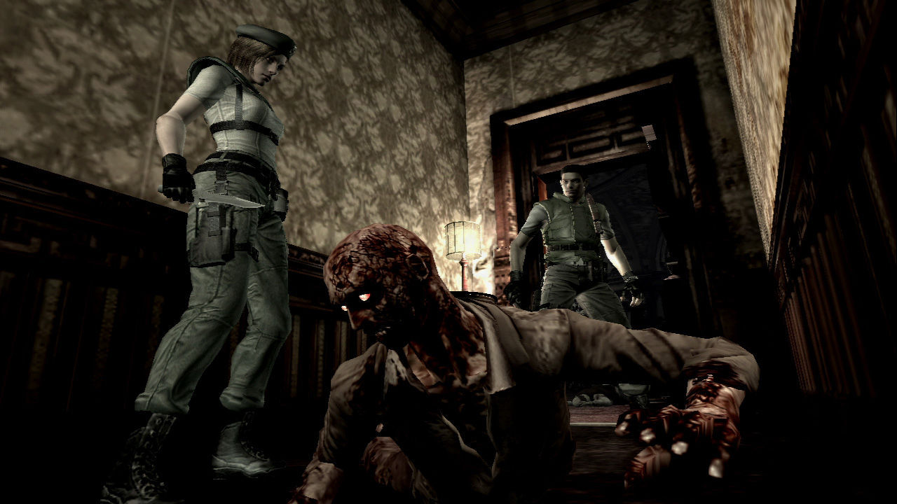 Spooky scary games lurking on PlayStation Plus screenshot