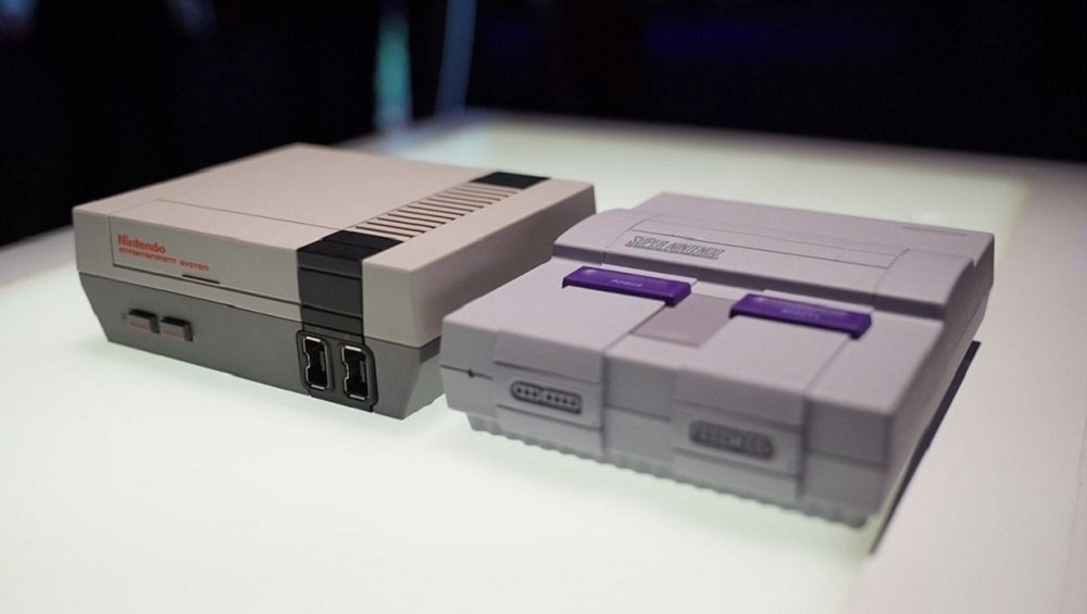 NES and SNES Classic consoles pass the 10 million global sales mark screenshot
