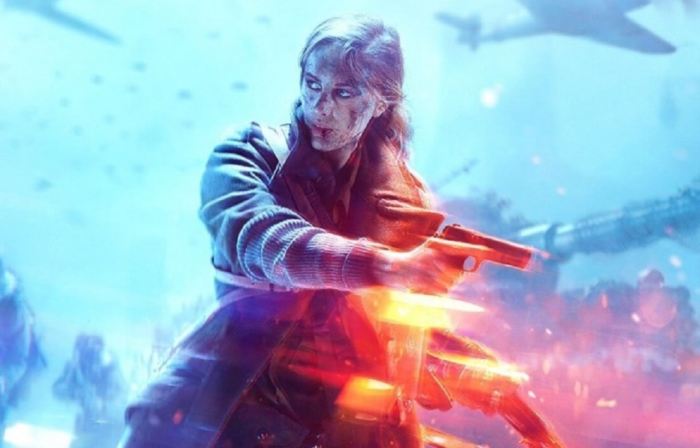 EA CEO confident about Battlefield V despite competitive Fall releases screenshot