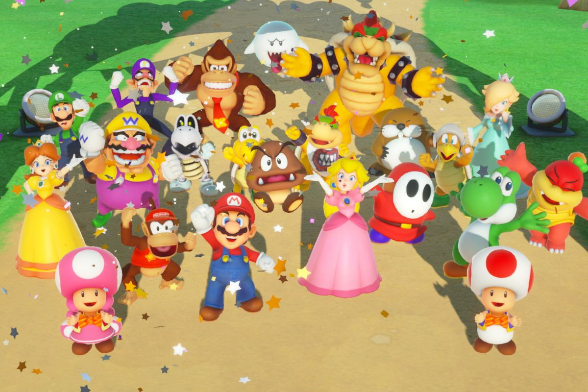 Mario Party is seemingly back on track as Nintendo notes 'extremely strong start' for Switch iteration screenshot