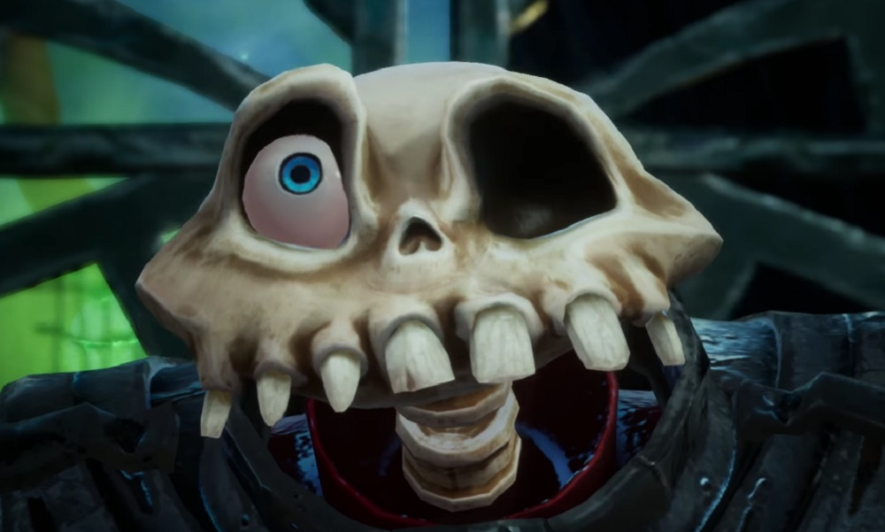 MediEvil remake gets debut gameplay trailer, check it out right here! screenshot