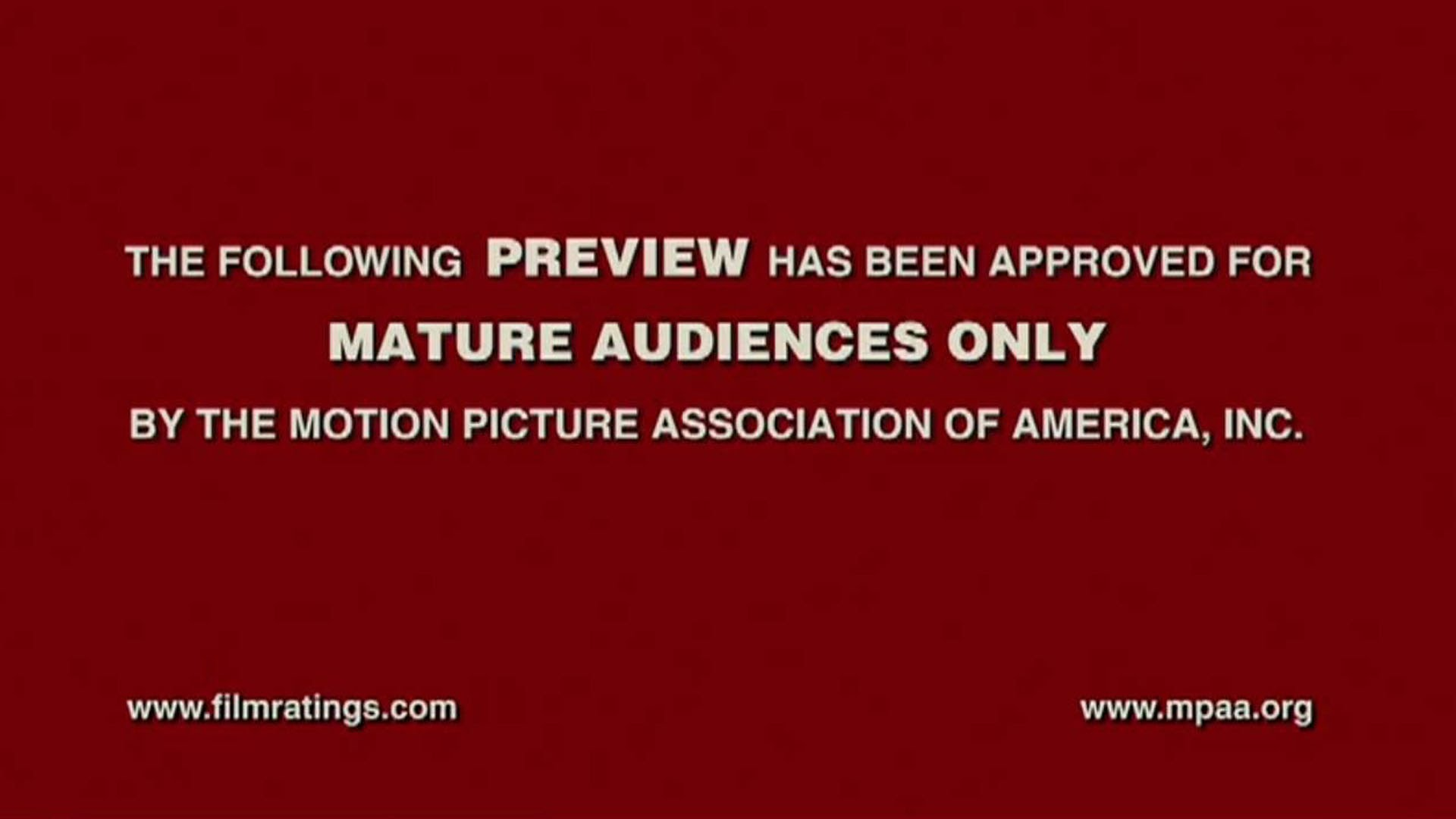 MPAA celebrates 50 years of screwing up movie ratings screenshot