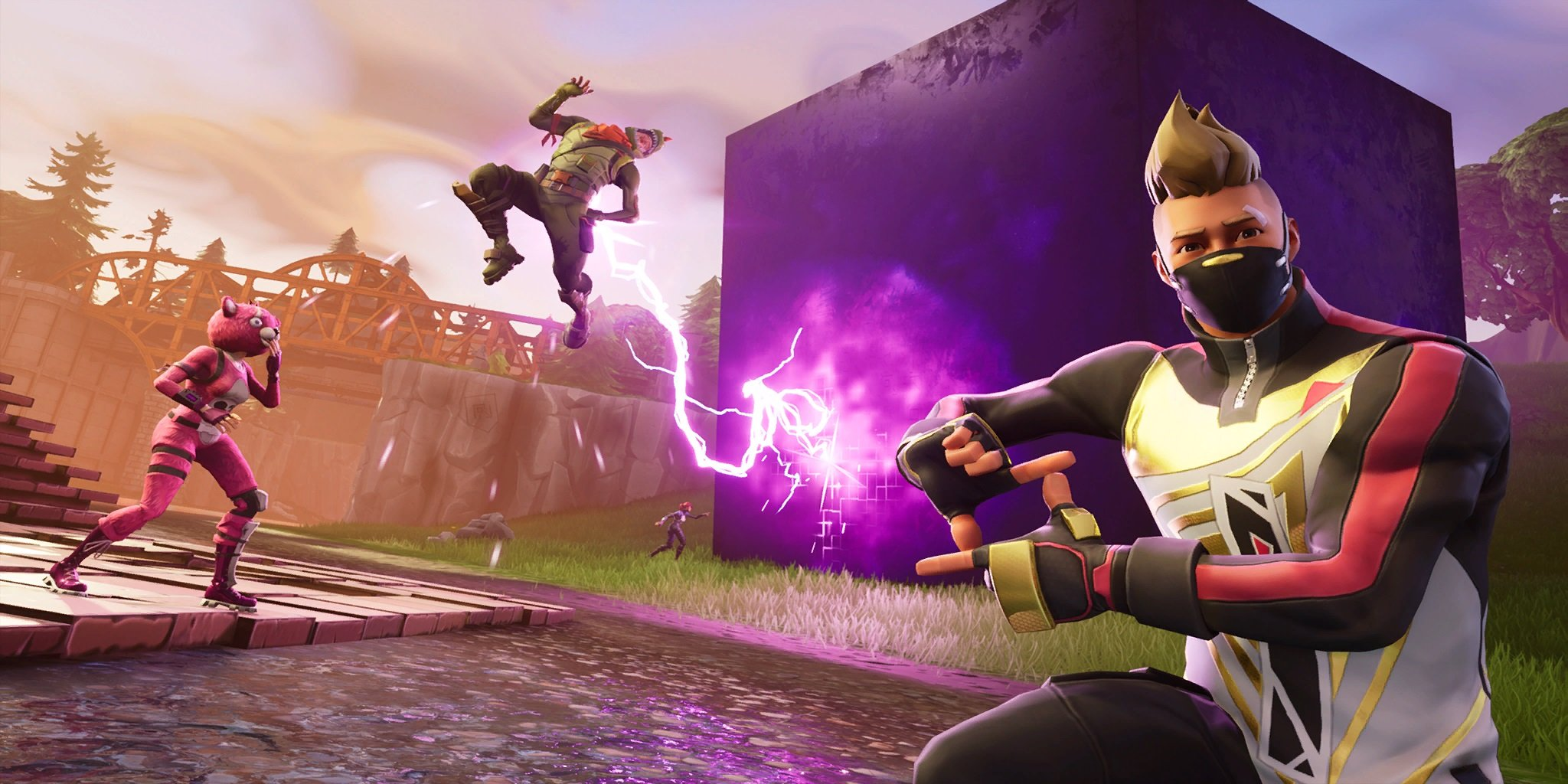 Fortnite has been downloaded by nearly half of the world's Switch owners screenshot