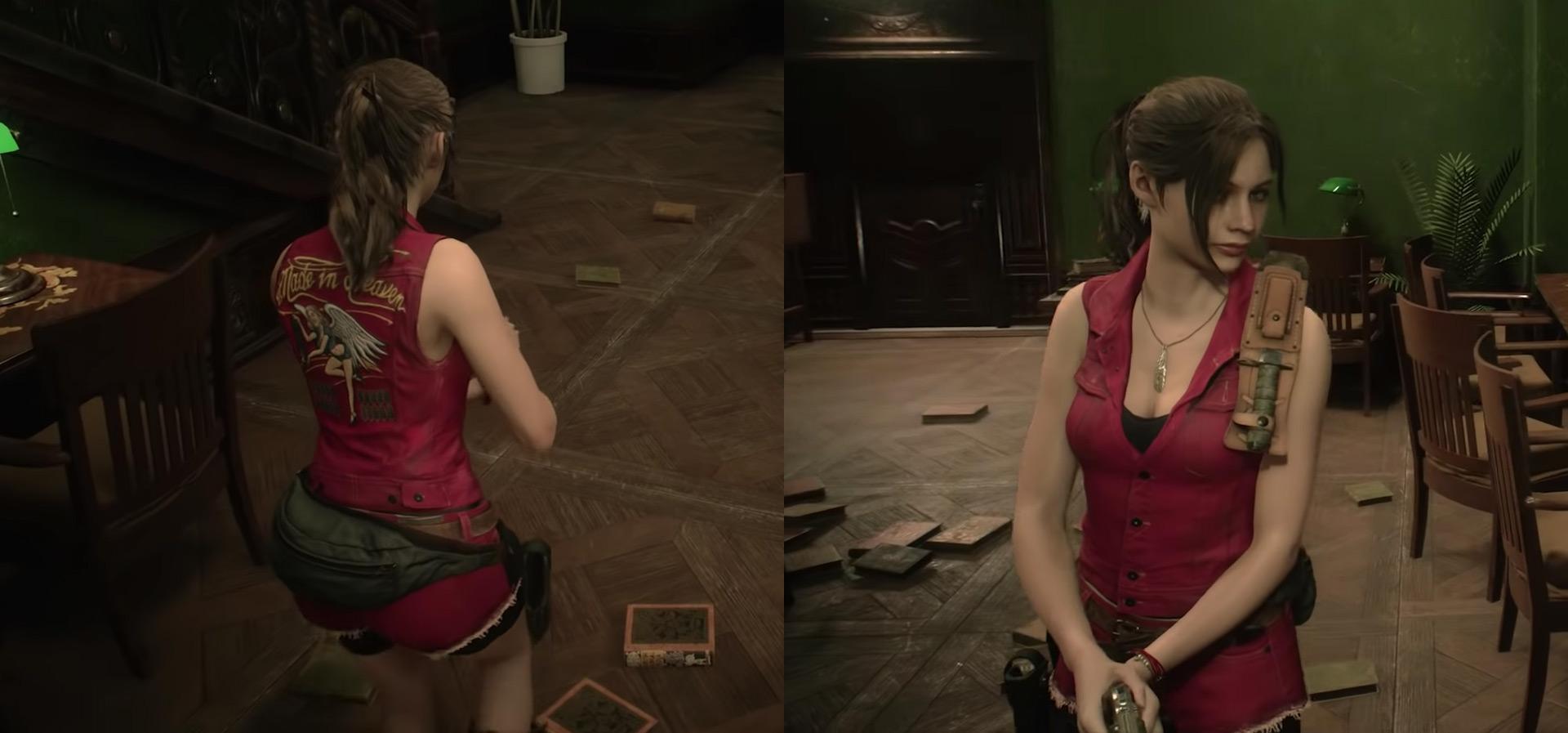 Capcom Shows Off Unlockable Resident Evil 2 Classic Costumes