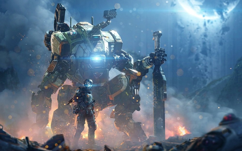 Respawn Entertainment may have multiple titles lined up for 2019 screenshot