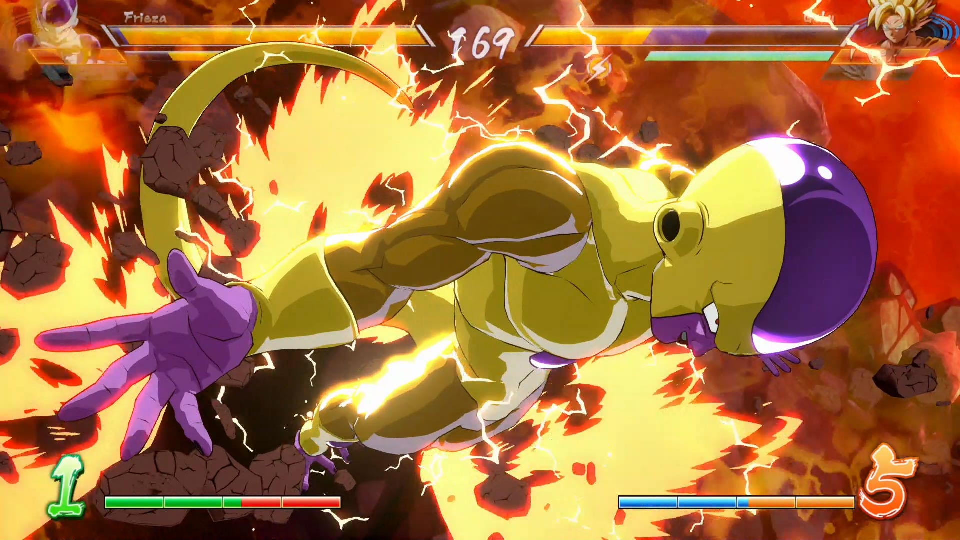 With the Switch version out, Dragon Ball FighterZ hits 3.5 million sold worldwide screenshot