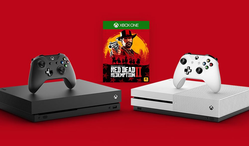 Tons of deals on Red Dead Redemption 2 for the Xbox One screenshot