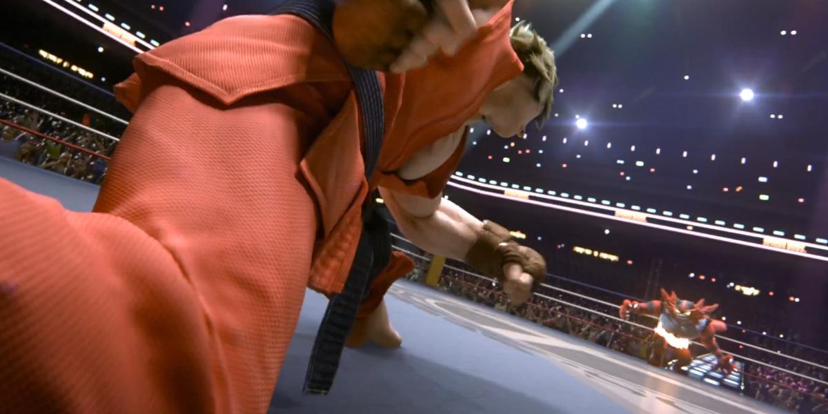 Ken and Incineroar confirmed for Super Smash Bros. Ultimate screenshot