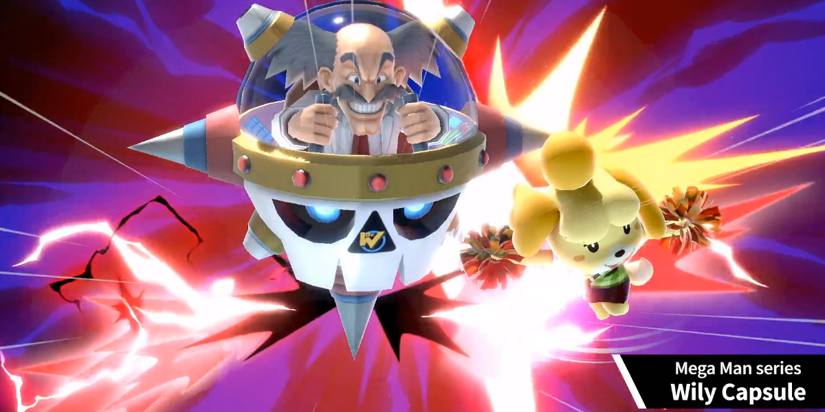 There will be 59 assist trophies in Smash Ultimate screenshot