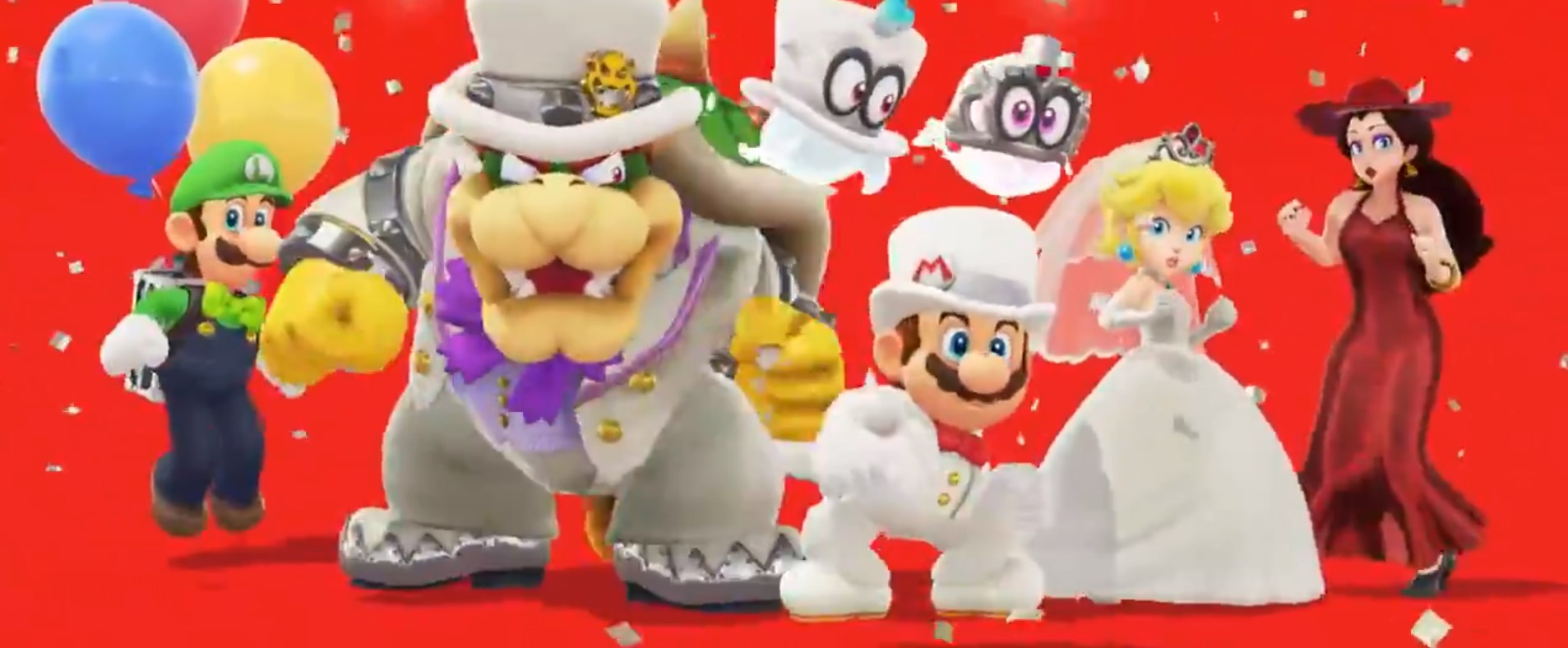 Looking Back On A Year Of Super Mario Odyssey Updates