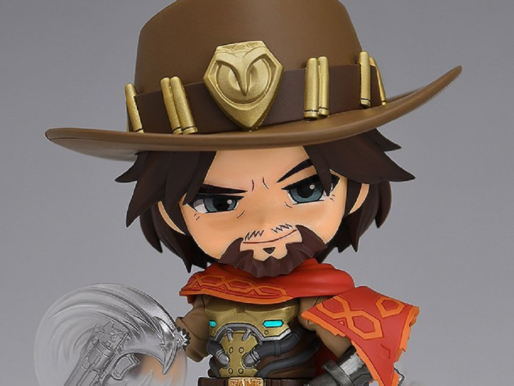 McCree is the next Overwatch Nendoroid, pre-orders open at BlizzCon screenshot