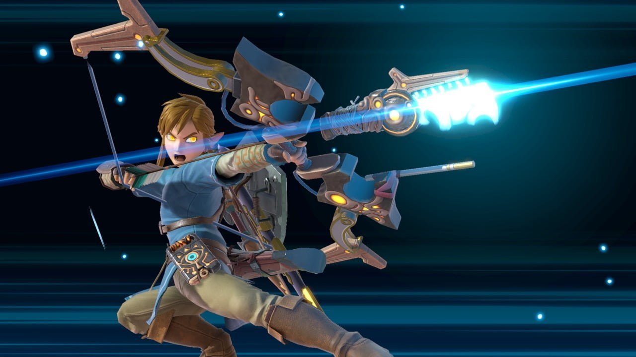 Smash Bros. Ultimate Link