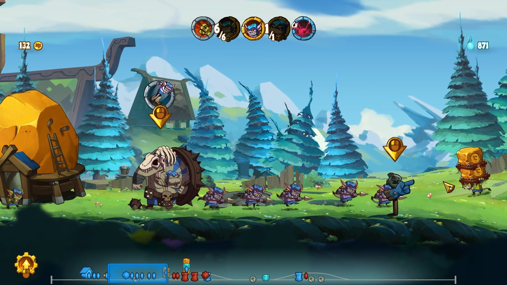 Giveaway: Take one of our 2,500 Steam keys for the Swords and Soldiers 2 multiplayer beta screenshot