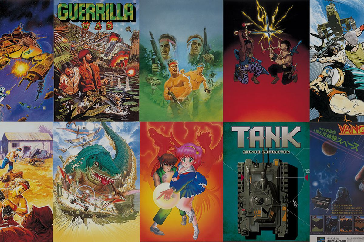SNK 40th Anniversary Collection shows off rest of its free DLC list screenshot
