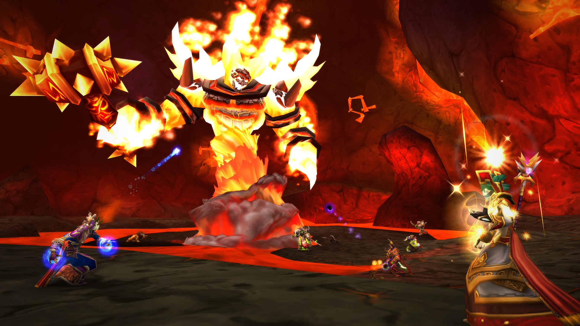 World of Warcraft Classic launches Summer 2019, free to all WoW subscribers screenshot