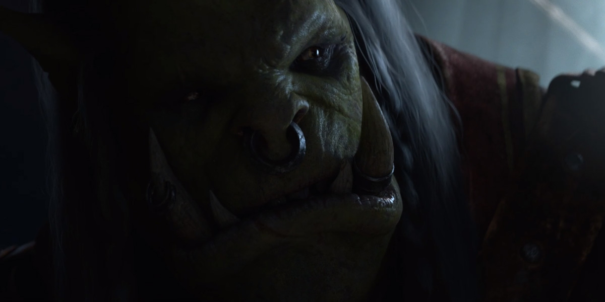 A new Saurfang-heavy World of Warcraft cinematic sets the tone for patch 8.1 screenshot