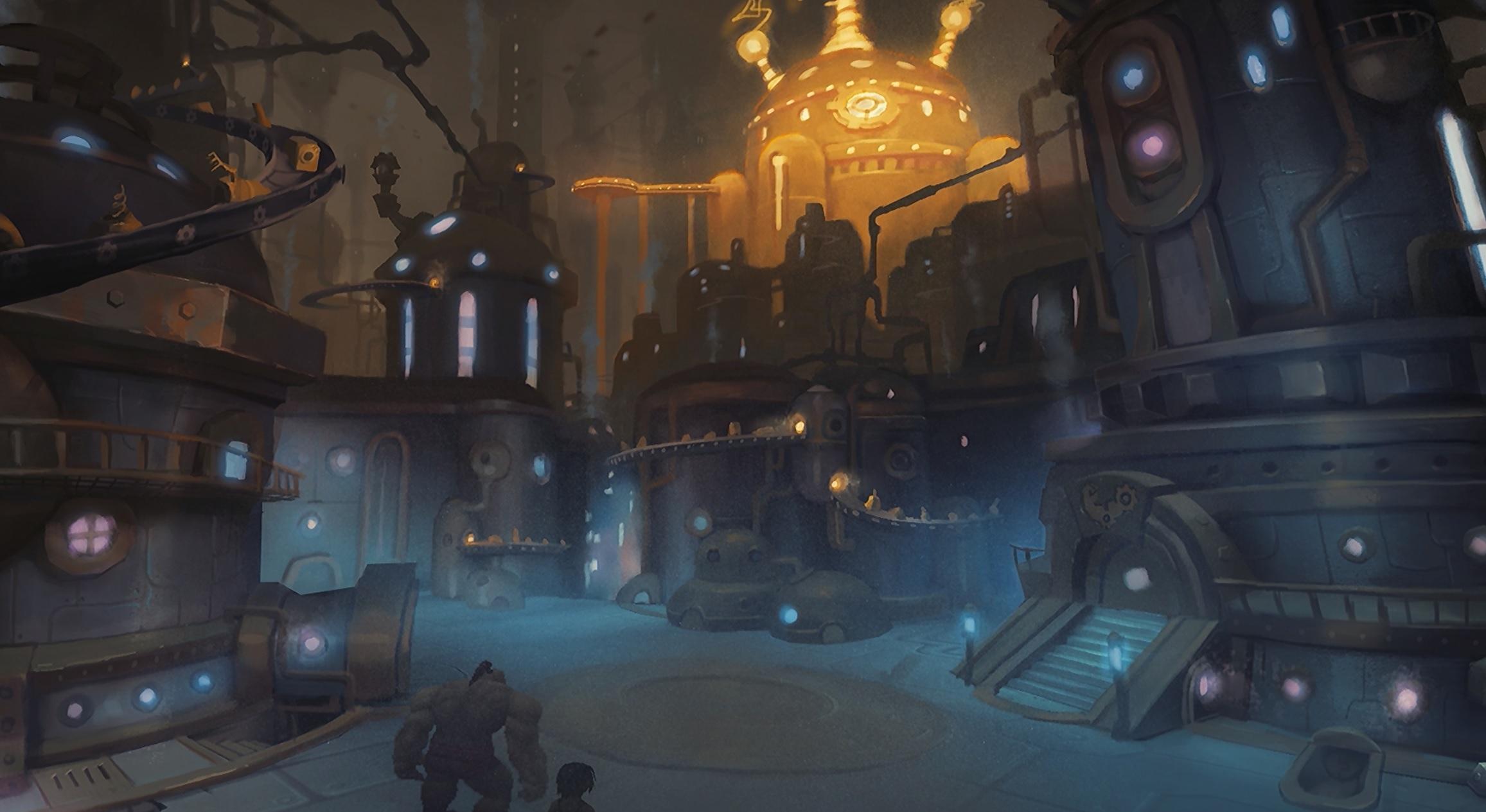 World of Warcraft 8.1 dated, next updates go to Nazjatar and Mechagon screenshot