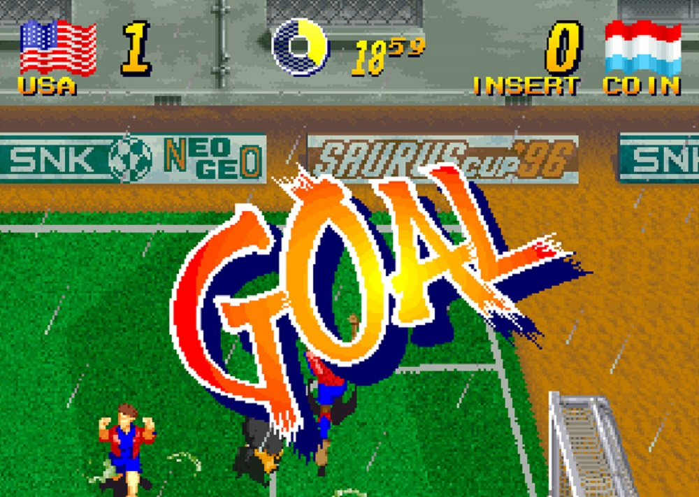 Score a 'Pleasure Goal' with 5 on 5 Mini Soccer for modern platforms screenshot