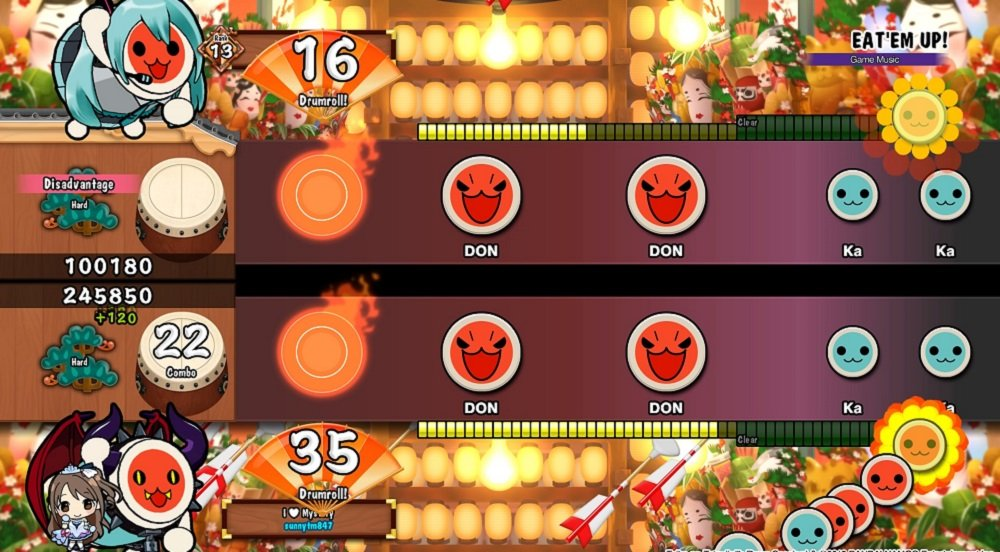 Taiko no Tatsujin: Drum Session review