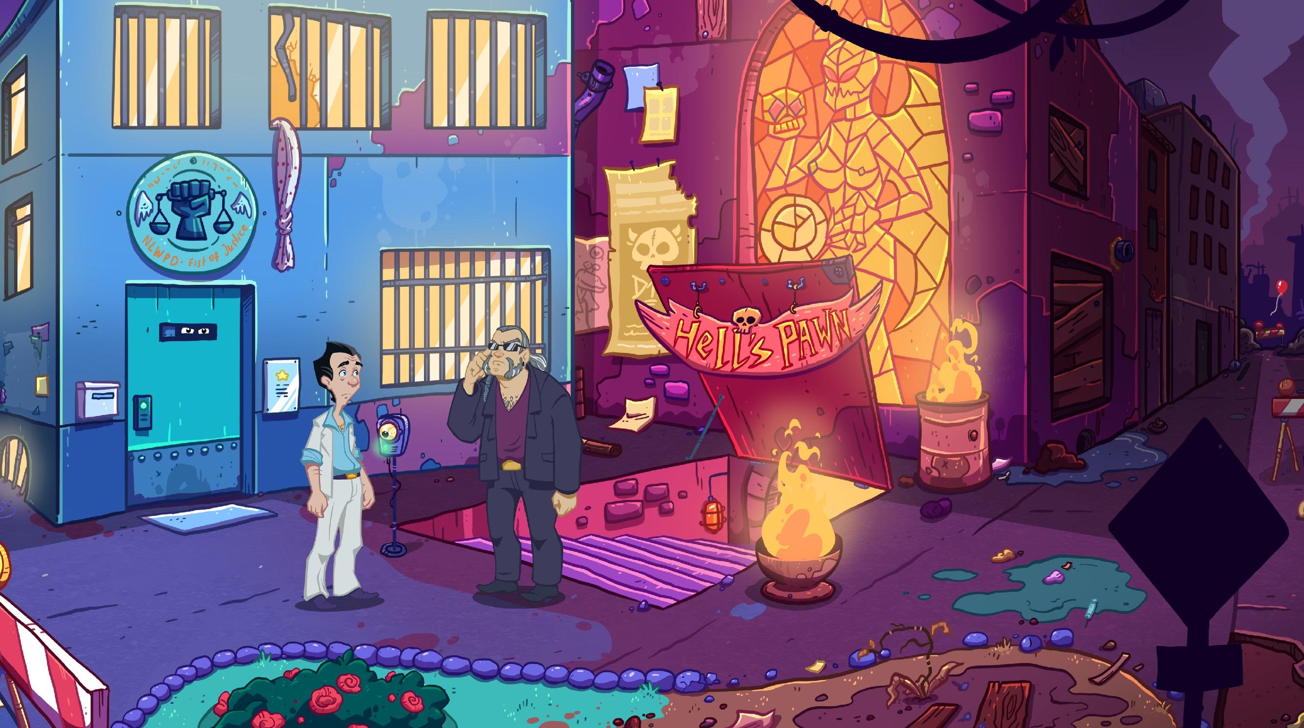 Leisure Suit Larry - Wet Dreams Don't Dry review