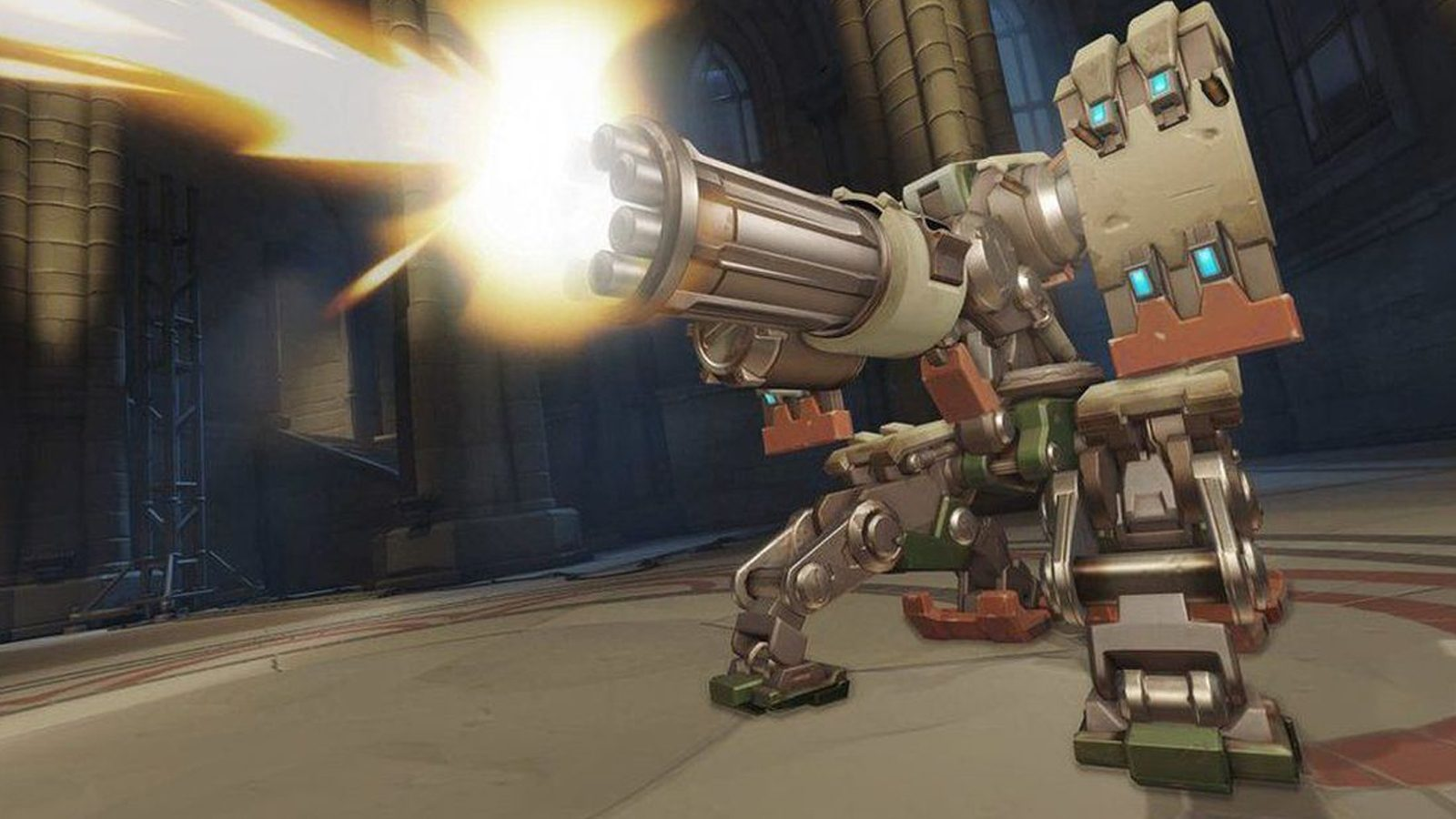 Blizzard says that it has no Overwatch reworks planned at this time screenshot