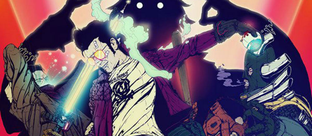 Oh yeah, Travis Strikes Again: No More Heroes is coming soon, here's the key art screenshot